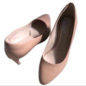 Cole Haan nude kitten heels pumps Size 7.5